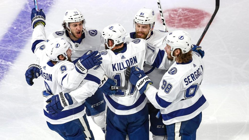 Stanley Cup Final Game 4 Score: Lightning Outlast Stars 3-1 Series Lead in OT Thriller