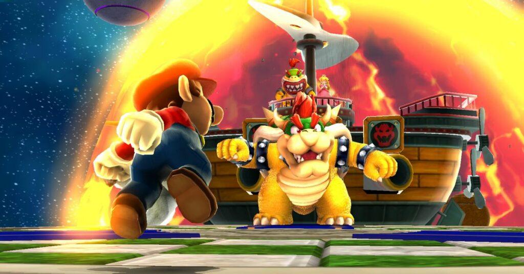 Super Mario Galaxy on Switch: No Joy-Con Motion Control Required