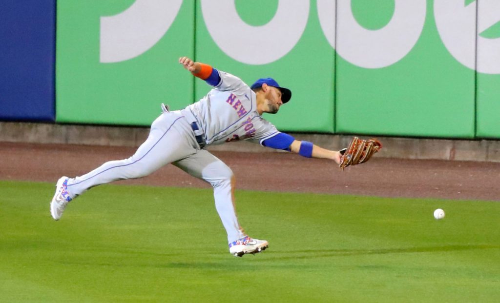 The Mets lineup cools off at the worst of the Blue Jays' losses
