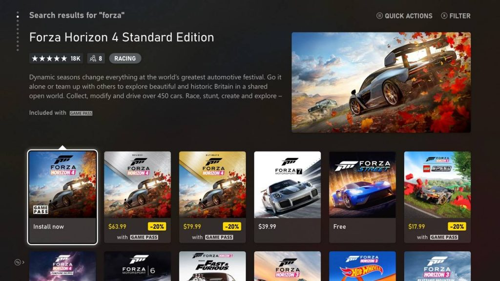 The Xbox app allows you to download and install games you don't own – BGR
