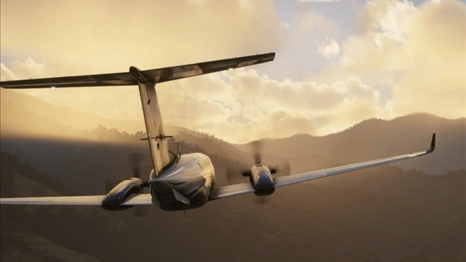 The first major world update for Microsoft Flight Simulator is available for download now