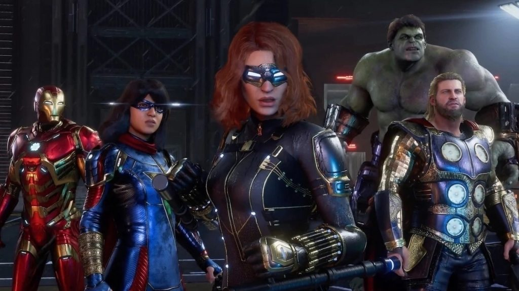 The latest Marvel's Avengers patch aims to stabilize the game on your PC • Eurogamer.net