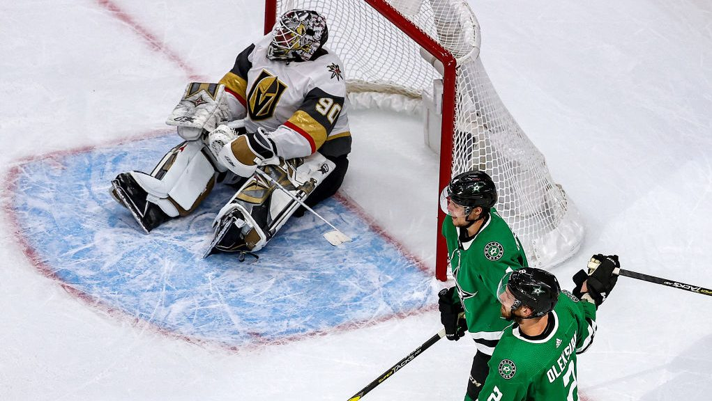 Stars Golden Knights Game 3 OT Dallas wins 2-1 series lead Radulov