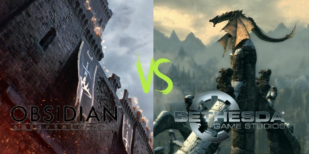 The truth behind Bethesda and Obsidian competition revealed