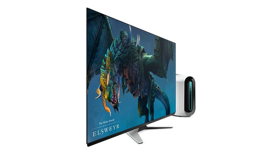 This is the cheapest 55 inch OLED monitor-there was a big price cut
