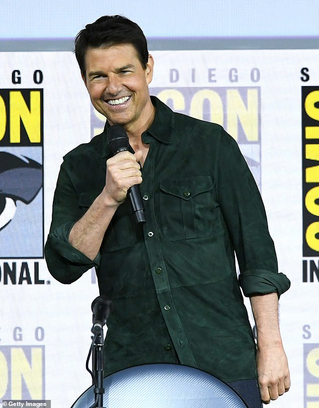 Mission Impossible: Tom Cruise plans to make a movie on the International Space Station in October 2021 for Hollywood stars to win SpaceX Dragon Crew's first tourist seat.
