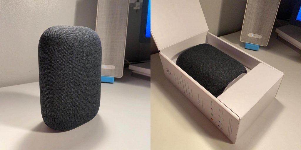 Unboxing Nest Audio reveals the location of touch controls