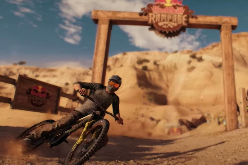 Video: Red Bull rampages in new Ubisoft video game