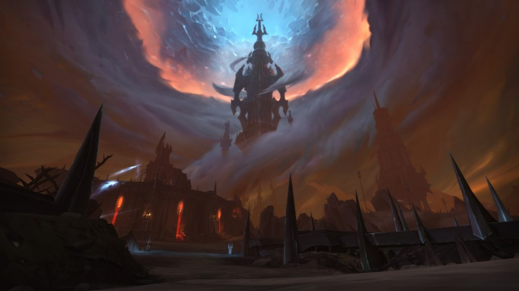 WoW: Shadowlands pre-patch seems to be pre-download