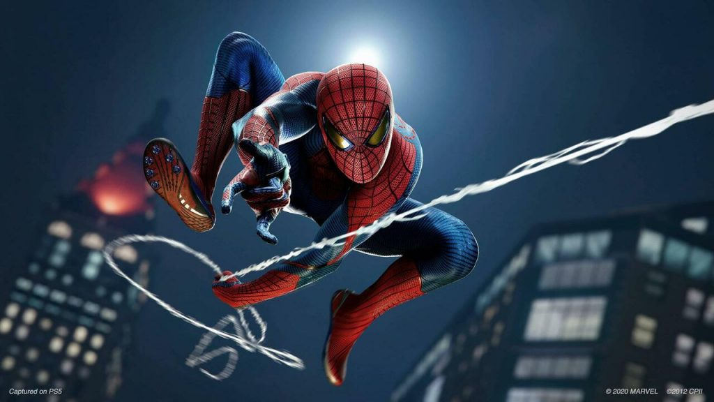 Spider-Man's creative director pays homage when criticism of PS5 remaster crosses the line