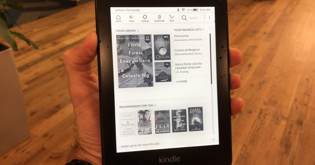 Prime Day Preview: $ 50 Off Kindle Paperwhite