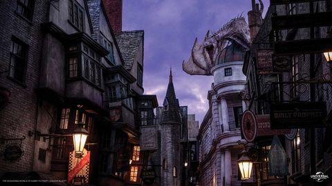 Harry Potter Halloween Zoom Background Magic World