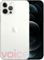 Blue, Gold, Graphite, Silver Apple iPhone 12 Pro