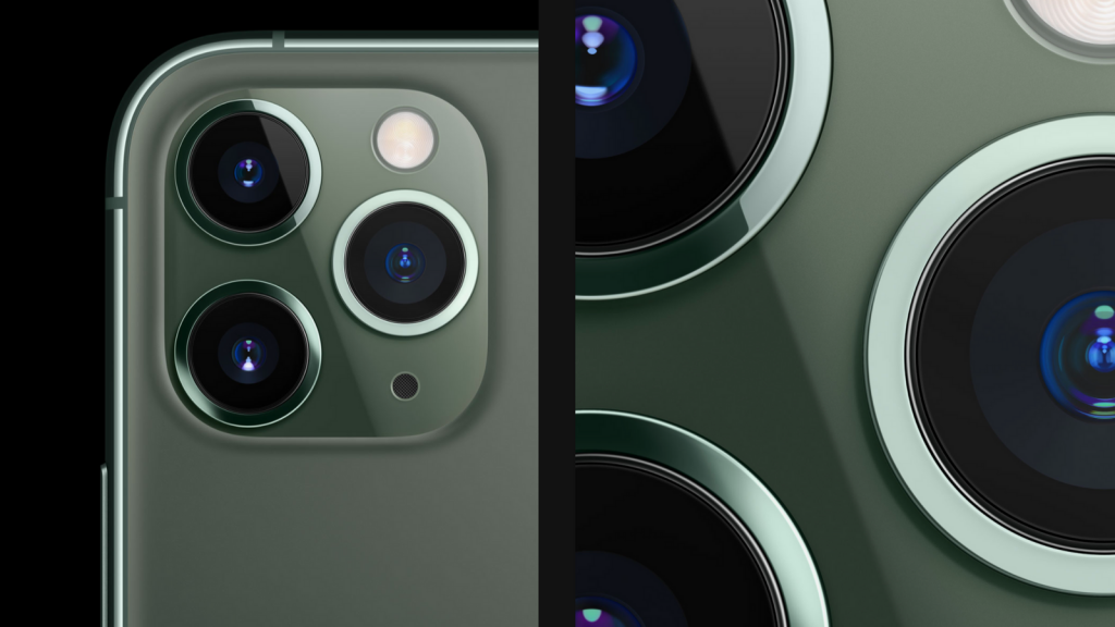 Apple's iPhone 12 is rumoured to retain the iPhone 11 Pro's triple-lens system