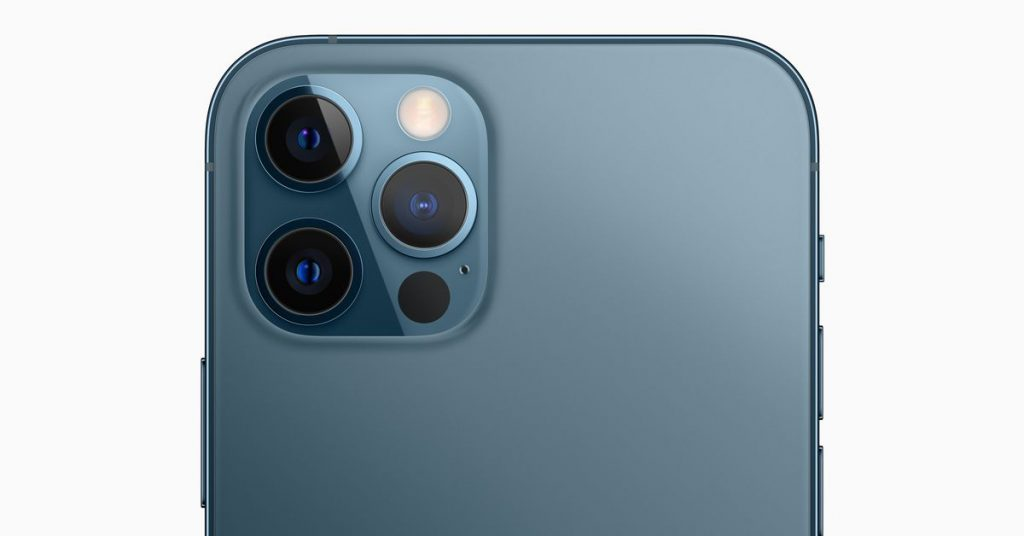 Breakdown of Apple's three new iPhone 12 camera systems