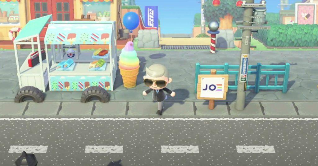 How to visit Joe Biden's island in Animal Crossing
