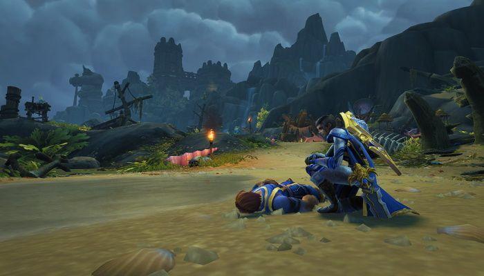 World of Warcraft Shadowlands - Exile