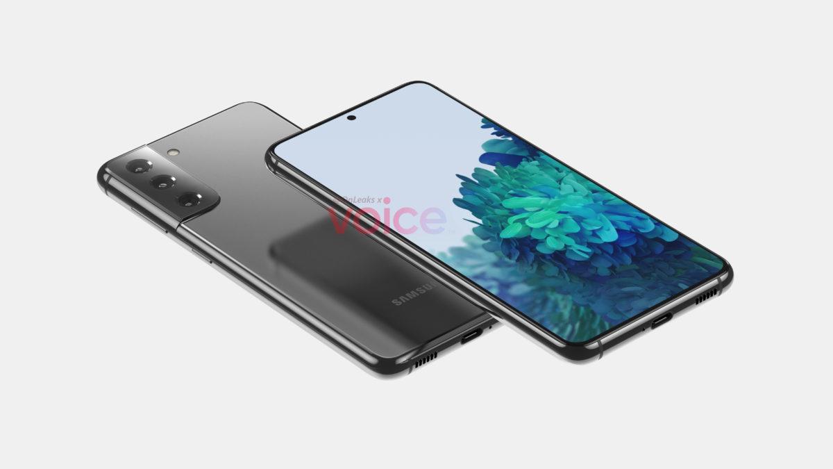 Samsung Galaxy S30 Leak Rendering OnLeaks2
