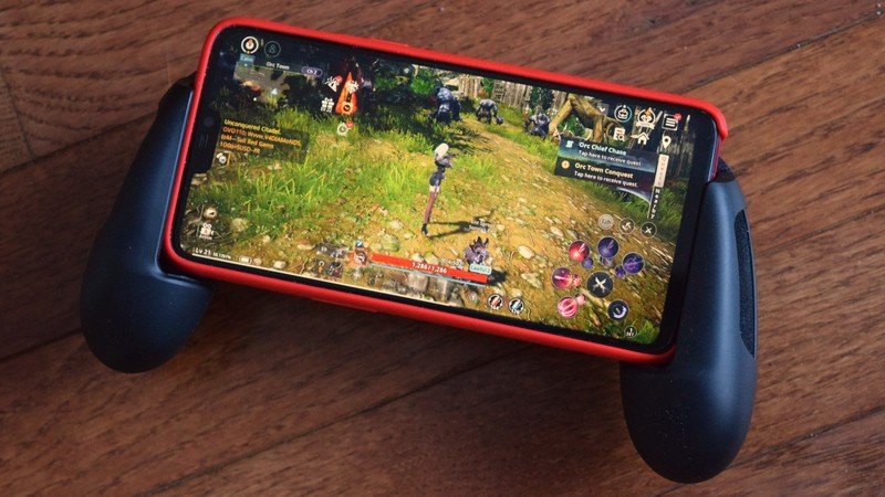 V4 offers a great dark fantasy MMO experience [Android Game of the Week]