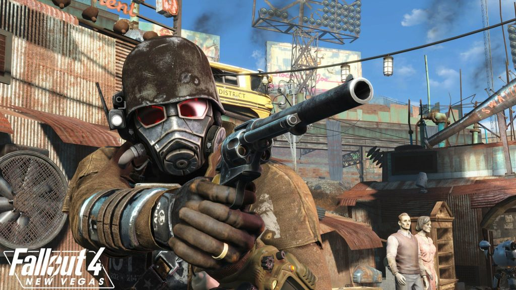 New Vegas gets gameplay trailer on original 10th anniversary