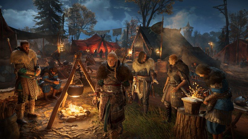 Ubisoft Connect brings cross-save to all new Ubisoft games such as Assassin's Creed Valhalla