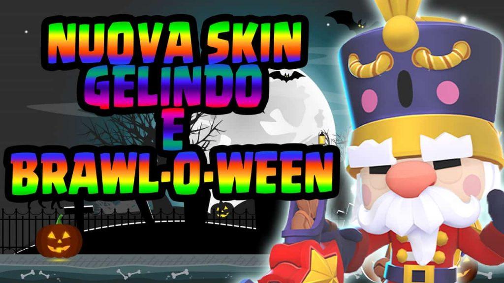 New Gelindo skin [ANTEPRIMA] and Halloween skins on Brawl Stars!