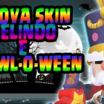 New Gelindo skin [ANTEPRIMA] and Halloween skins on Brawl Stars!