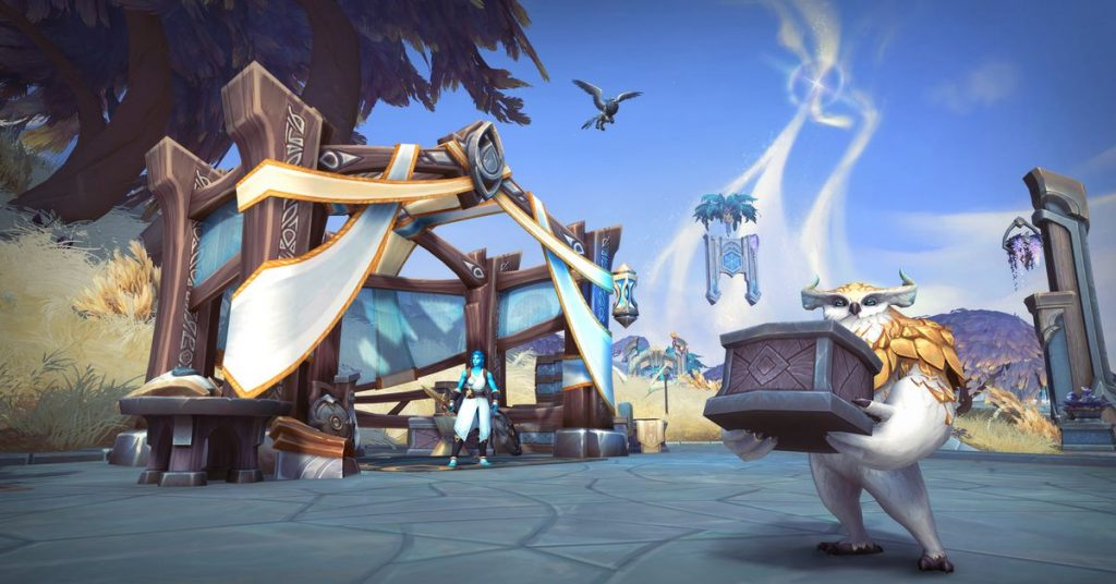 World of Warcraft's new leveling system fixes barriers to entry