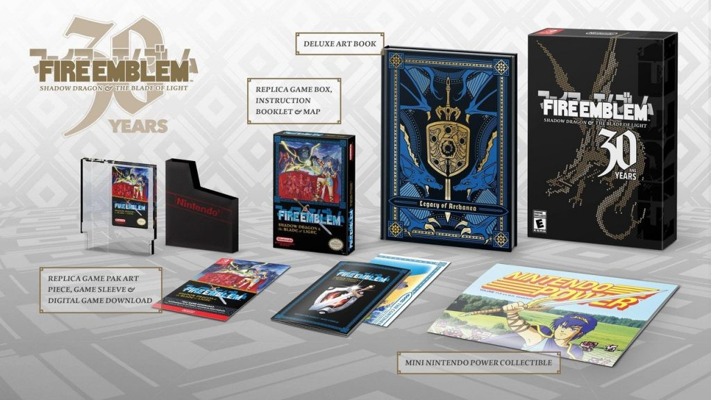 Of course, Scalper has already listed the 30th anniversary edition of Fire Emblem.
