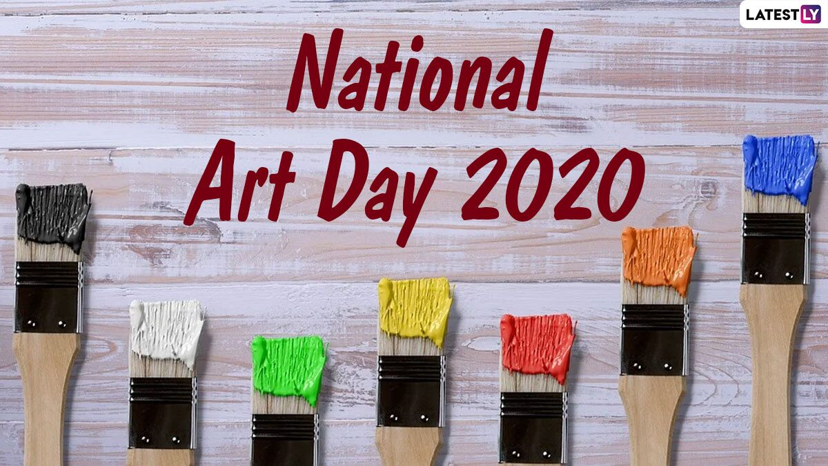 Absolutely free Download Countrywide Art Day 2020 Hd Illustrations or photos and Wallpapers On-line: Defend Pablo Picasso's Birthday with WhatsApp Stickers, Inspirational Quotes and Instagram Captions