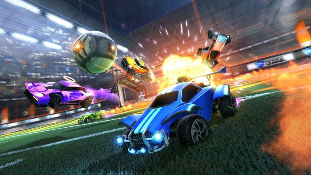 """Psyonix says he's still working on solving the Rocket League split-screen multiplayer """"problem"""" on Switch"""