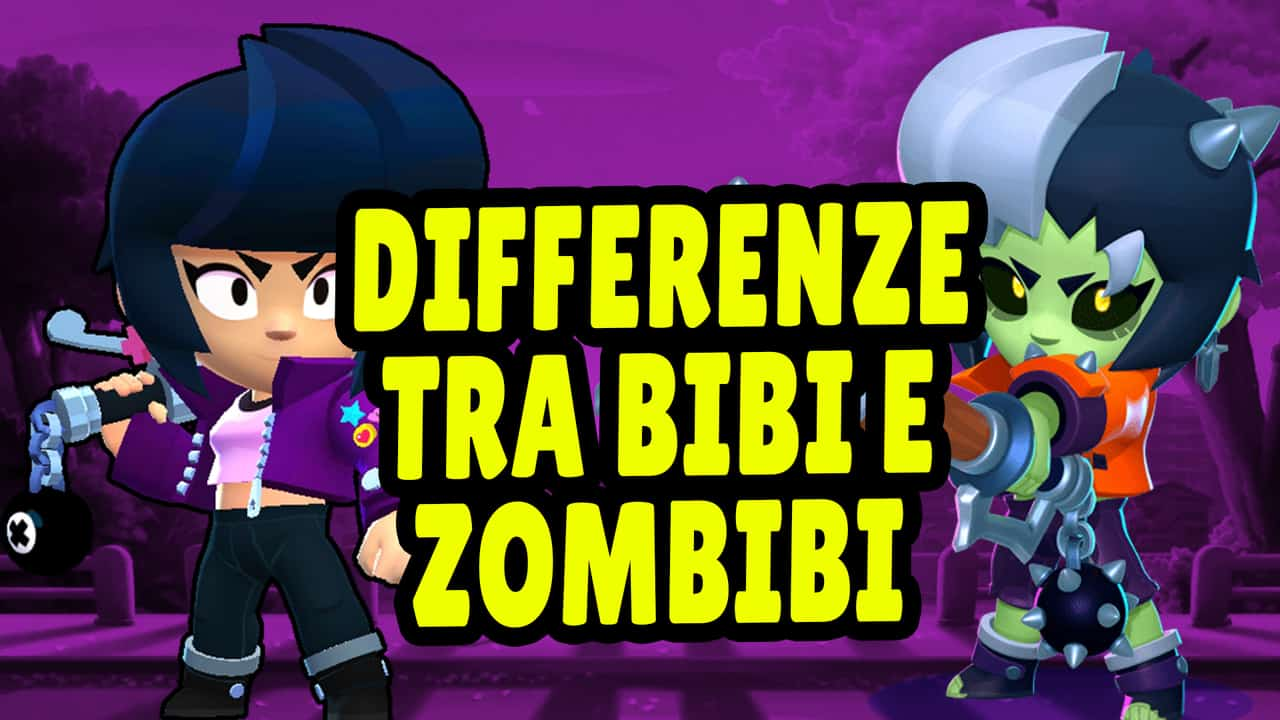 All the differences between Bibi and Zombibi