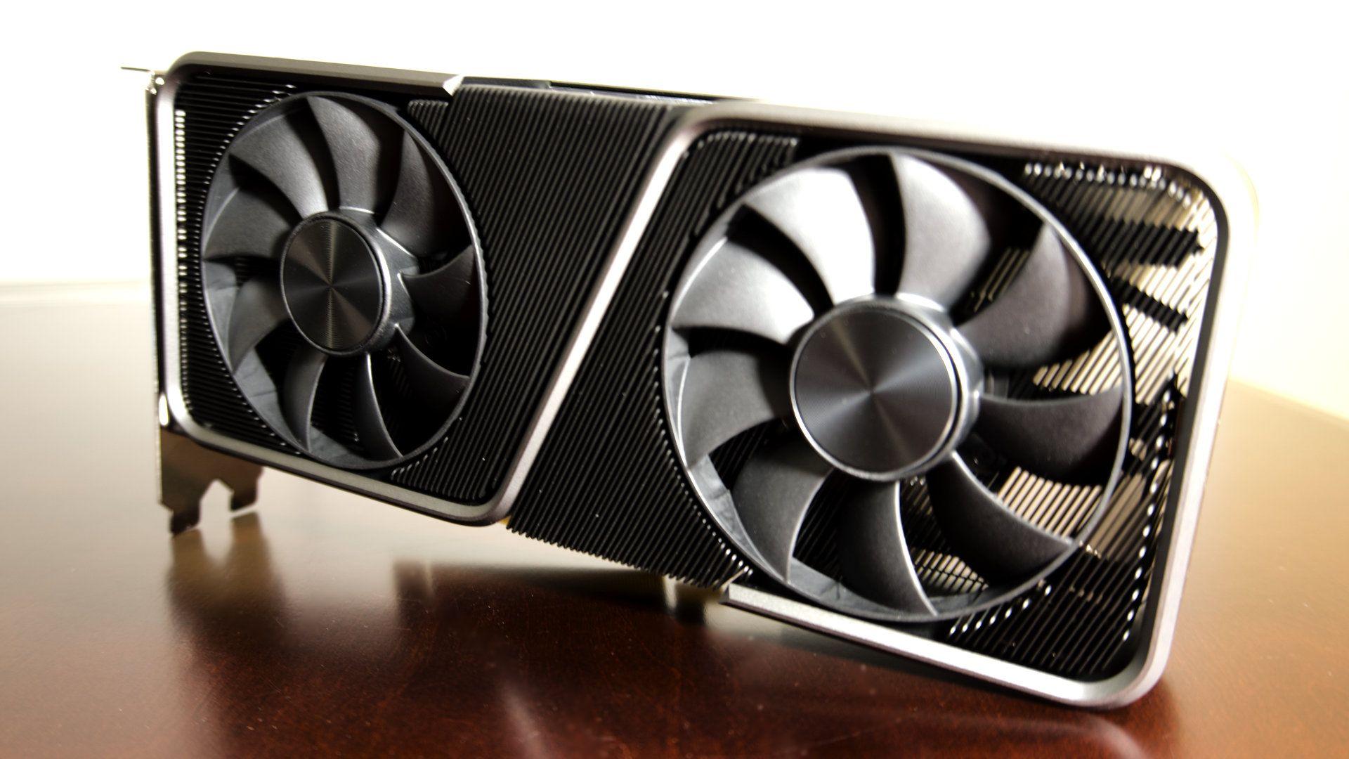 Dual fan, same side