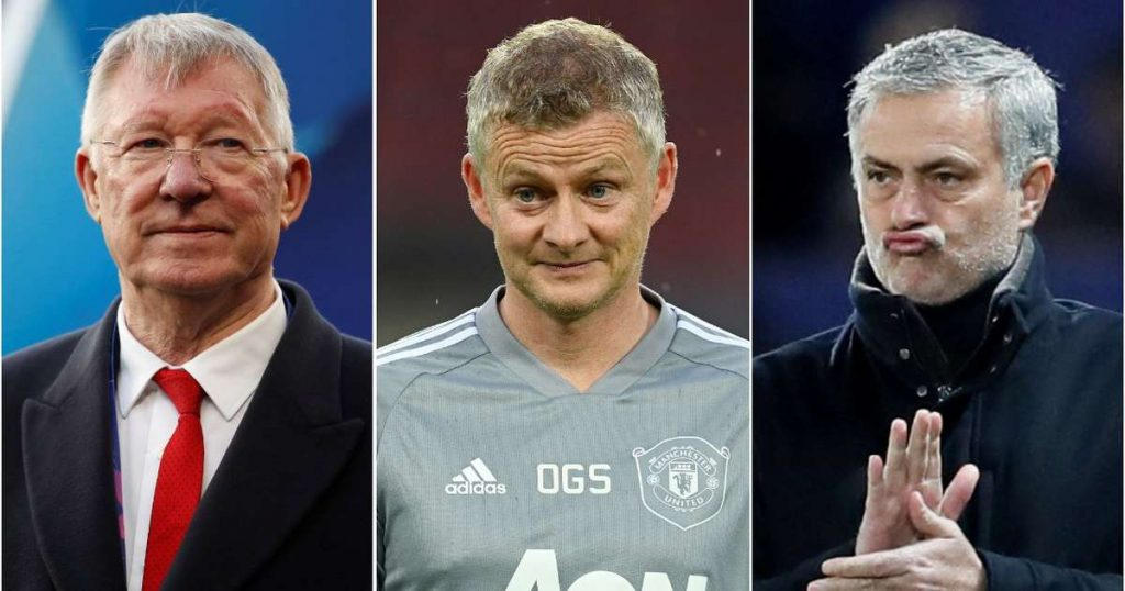 Manchester United: Ole Gunnar Solskjaer's record after 100 matches is better than Alex Ferguson's