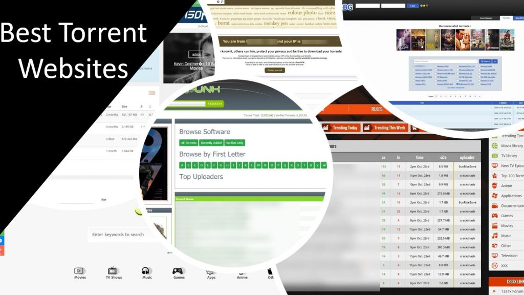 5 Greatest Torrent Sites For Software Search And Obtain