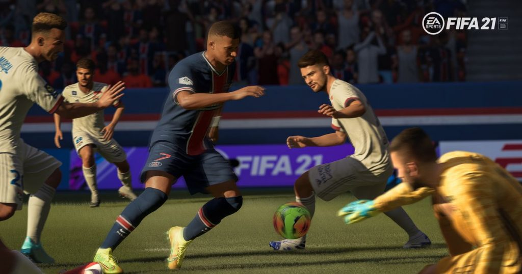 A bug in FIFA 21 New Zealand allows you to play the full game today