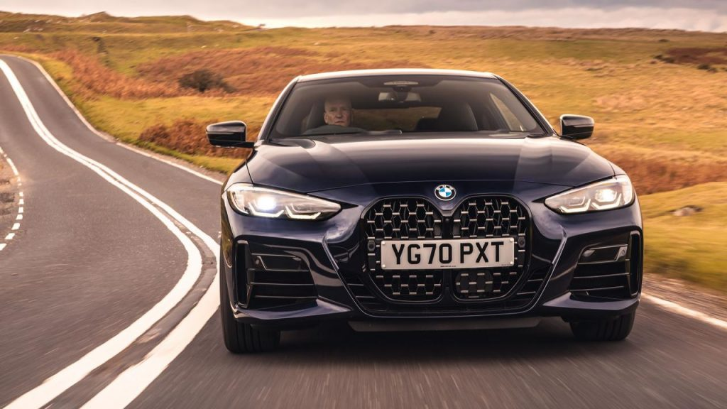BMW 4 Series Coupe (2020) Review
