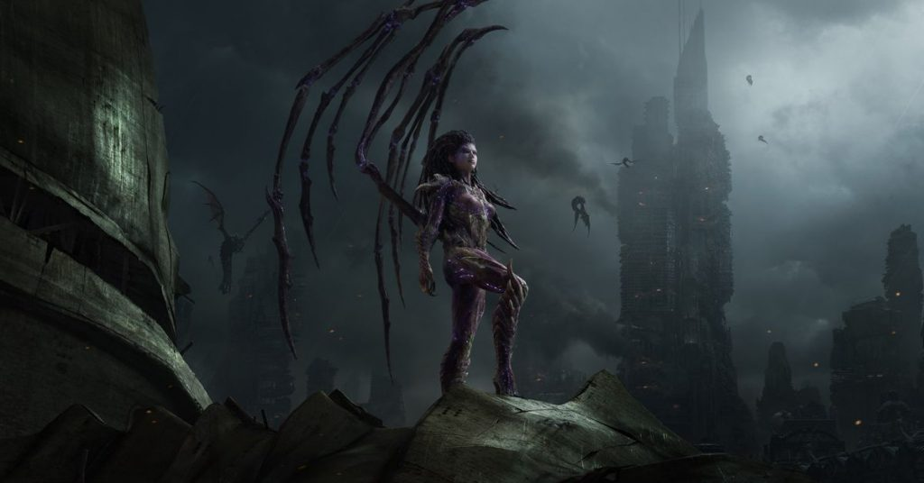 """Blizzard finishes developing StarCraft 2 and focuses on balance and """"what's next"""""""
