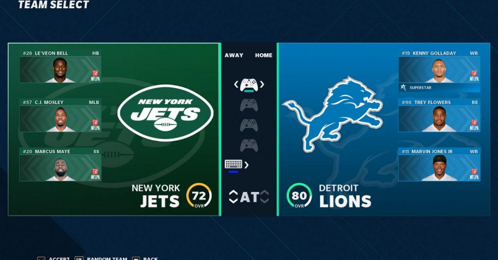 Bye Week Madden Simulation: Can Detroit Lions Just Win the Game?