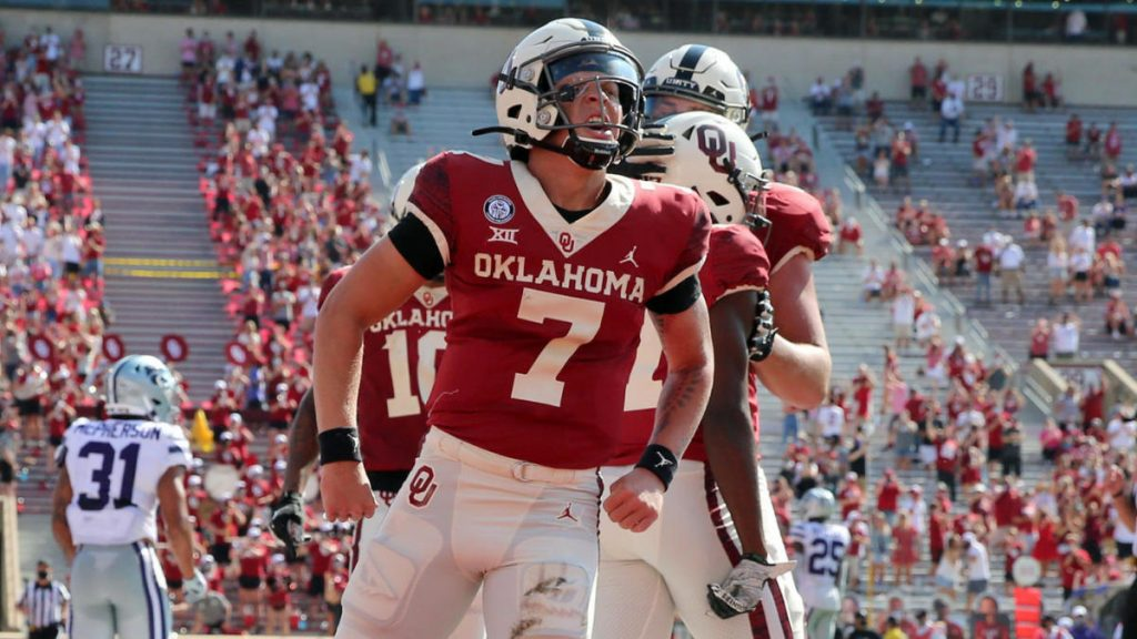 College football score, NCAA Top 25 rankings, schedule, today's match: Oklahoma, LSU looks bouncing