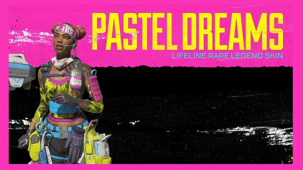 "Download the new Apex Legends ""Pastel Dreams"" lifeline skin"