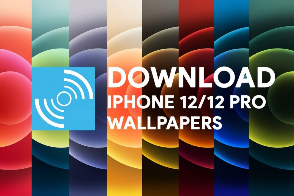 Download official iPhone 12/12 Pro wallpaper (full resolution)
