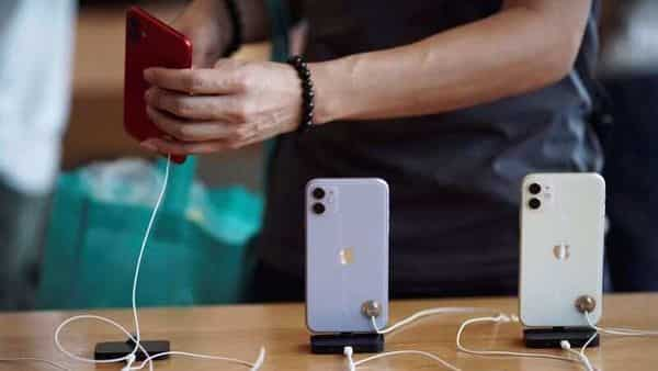FILE PHOTO: Apple
