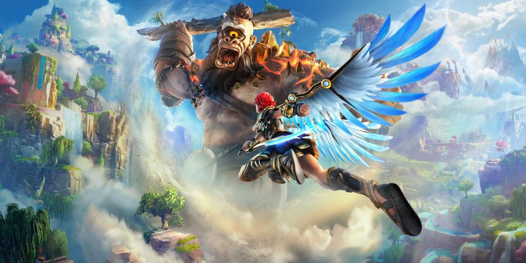 Immortals Fenyx Rising is now free to play without download