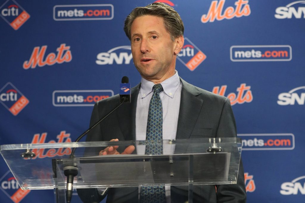Jeff Wilpon says goodbye to Mets employees