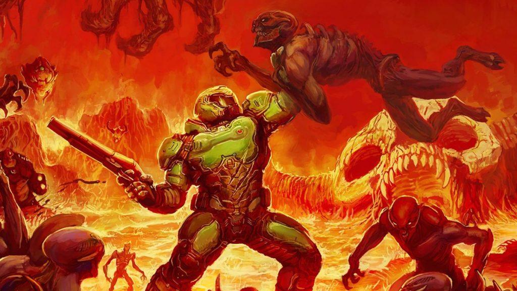 John Romero says Doomguy's name is Doomguy