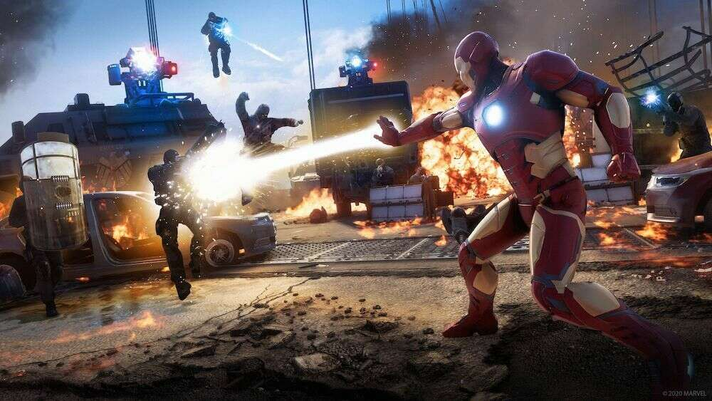 Marvel's Avengers update adds new missions and first space gear