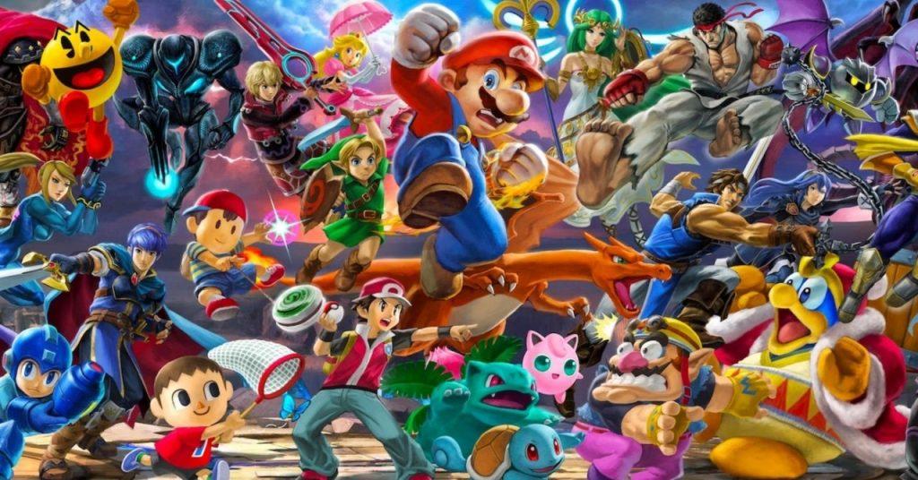 New Super Smash Bros. Ultimate DLC character