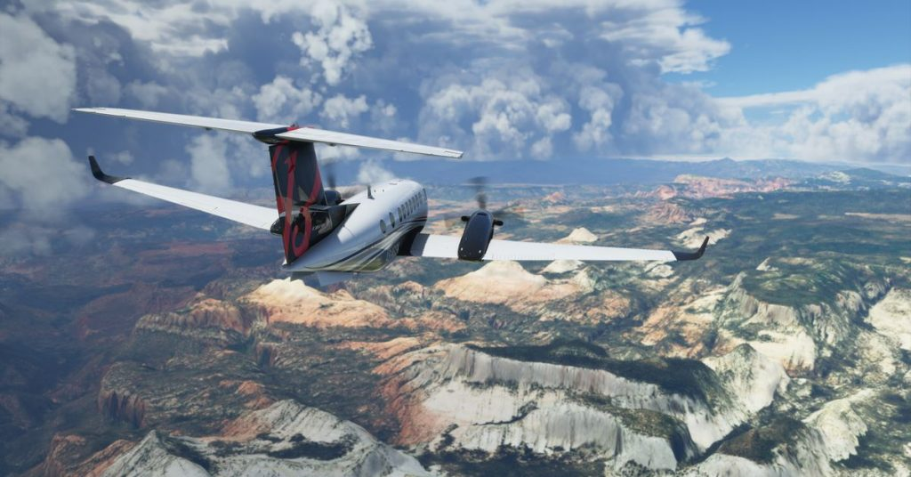 Now you can sign up to test Microsoft Flight Simulator in VR