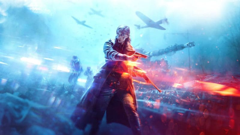 Download the full game of the full version of Battlefield V Computer